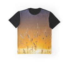 beautiful sunset over the ballybunion coast Graphic T-Shirt