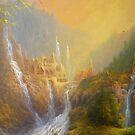 Rivendell Home Of Elves  by Joe Gilronan