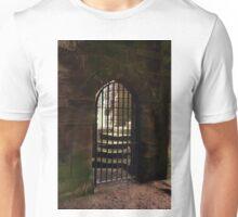 Furness Abbey Infirmary Gate      Unisex T-Shirt