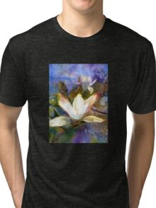 Knightshayes in April Tri-blend T-Shirt