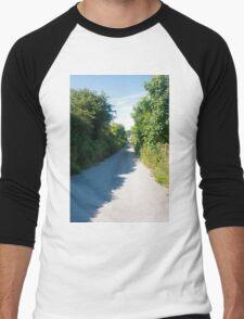 Country Road                            Men's Baseball ¾ T-Shirt