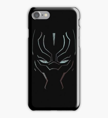 BLACK PANTHER MINIMALIST iPhone Case/Skin