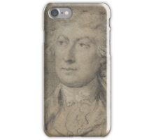 Gainsborough Dupont  Portrait of Thomas Gainsborough iPhone Case/Skin
