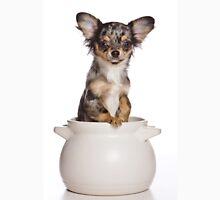 Charming chihuahua puppy dog Unisex T-Shirt