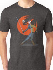 Blind Rebel Unisex T-Shirt