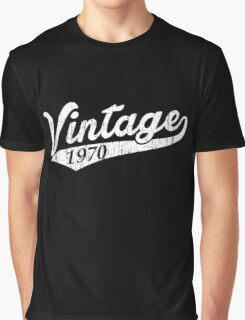 Vintage 1970 Graphic T-Shirt