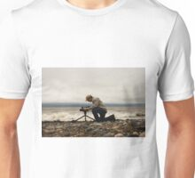 Filming on the Beach Unisex T-Shirt