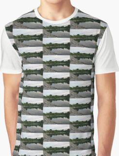 Summer Morning Tranquility - Lake Ontario in Toronto Graphic T-Shirt