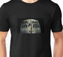 The Walking Dead Don't Dead Open Inside Unisex T-Shirt