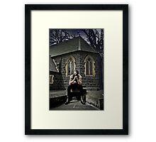 Jimmy Havoc Framed Print