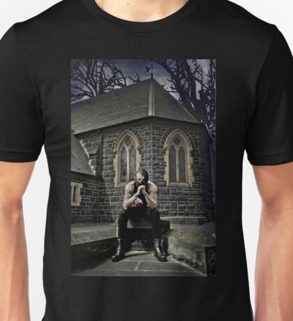 Jimmy Havoc Unisex T-Shirt