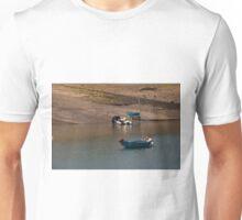 Walney Channel Boats Unisex T-Shirt