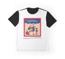 Breakfast of Champions Graphic T-Shirt