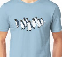 March of Penguins Unisex T-Shirt