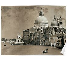 One day in Venice Poster