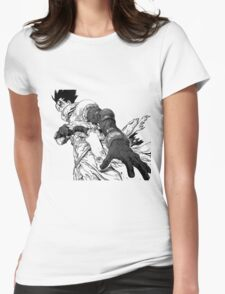 Trigun Womens Fitted T-Shirt