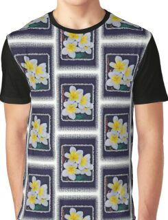 frangipani Graphic T-Shirt