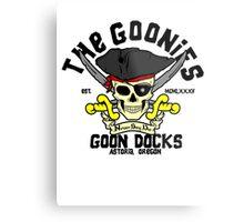 Goon Docks Goonies v2 Metal Print