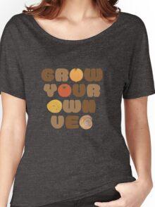 Grow your own veg Women's Relaxed Fit T-Shirt