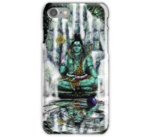 Shiva Waterfall iPhone Case/Skin