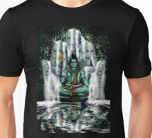 Shiva Waterfall Unisex T-Shirt