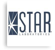 Star Labs Design Canvas Print