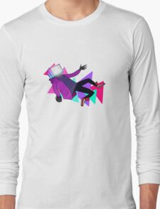 Pyrocynical falling Long Sleeve T-Shirt