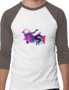 Pyrocynical falling Men's Baseball ¾ T-Shirt