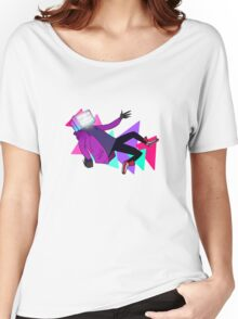 Pyrocynical falling Women's Relaxed Fit T-Shirt