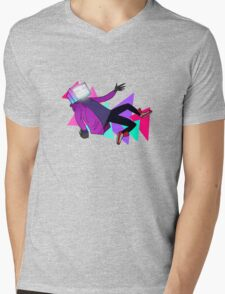 Pyrocynical falling Mens V-Neck T-Shirt