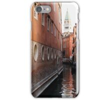 Venice, Italy - Palaces and Side Canals iPhone Case/Skin
