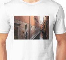 Venice, Italy - Palaces and Side Canals Unisex T-Shirt