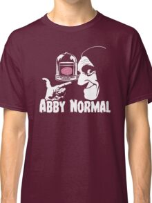 Abby Normal v2 Classic T-Shirt
