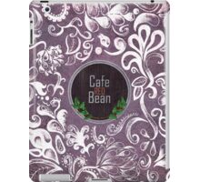 Cafe Cup Design iPad Case/Skin