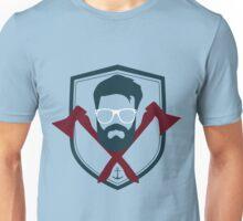 Hippy Emblem Unisex T-Shirt