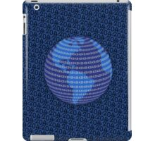 420 cannabis globe iPad Case/Skin