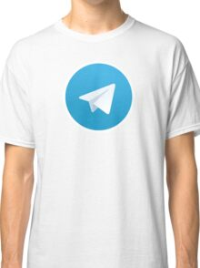 Telegram Messenger Classic T-Shirt