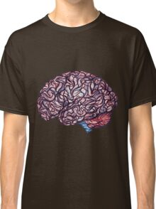 Brain Storming - Pink Classic T-Shirt