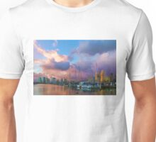 Tropical Sky - Impressions of Hawaii Unisex T-Shirt