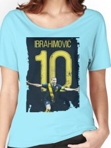 ibrahimovic 10 Women's Relaxed Fit T-Shirt