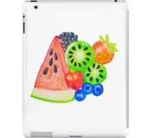Mixed Fruit iPad Case/Skin