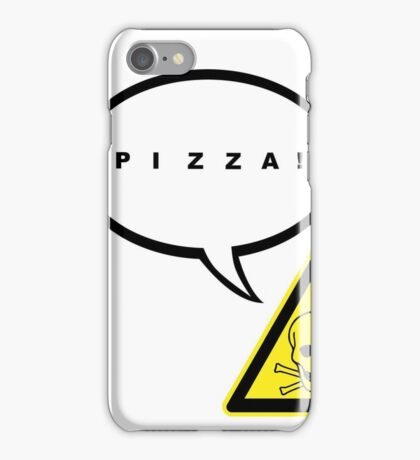 Pizza! iPhone Case/Skin