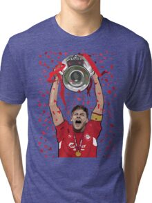 gerrard  Tri-blend T-Shirt