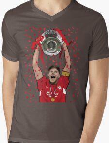 gerrard  Mens V-Neck T-Shirt