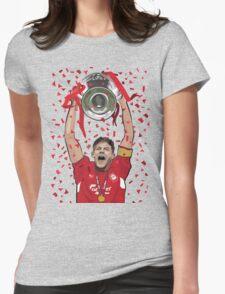 gerrard  Womens Fitted T-Shirt