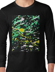 Escape - Cold (Abstract, 1 of 6) Long Sleeve T-Shirt