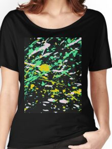 Escape - Cold (Abstract, 1 of 6) Women's Relaxed Fit T-Shirt