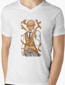 Moses Request Mens V-Neck T-Shirt