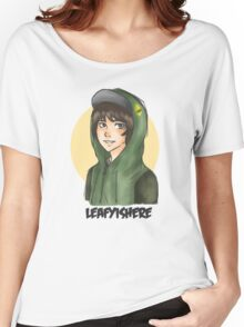 LEAFYISHERE Women's Relaxed Fit T-Shirt