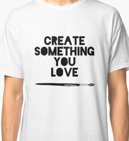 Art Love Classic T-Shirt